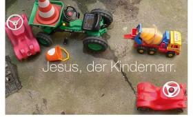 Der Kindernarr. Lukas 2,41-52