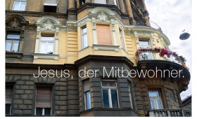 Der Mitbewohner. Johannes 14,23