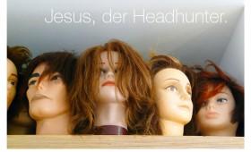 Der Headhunter. Matthäus 8,19