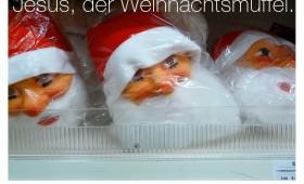 Der Weihnachtsmuffel. Matthäus 6,31-34