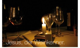 Der Weinkenner. Johannes 2,1-11