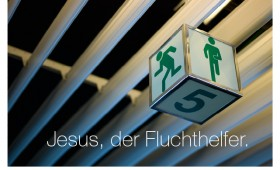 Der Fluchthelfer. Matthäus 9,9