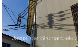 Der Stromanbieter. Johannes 7,38-39