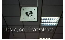Der Finanzplaner. Markus 12,41-44