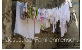 Der Familienmensch. Markus 3,31-35