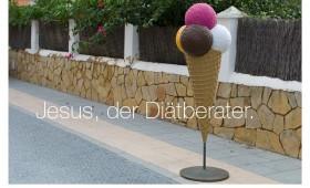 Der Diätberater. Matthäus 15,11