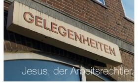 Der Arbeitsrechtler. Matthäus 20,1–16